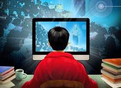 网络课程造就美国第二大大学