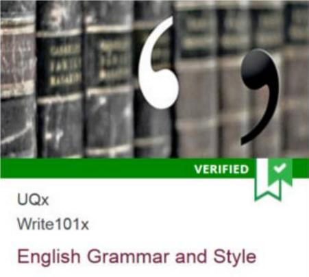 提高你英文论文写作能力的五门网课