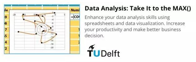 代尔夫特理工大学网课:数据分析能力提升至MAX